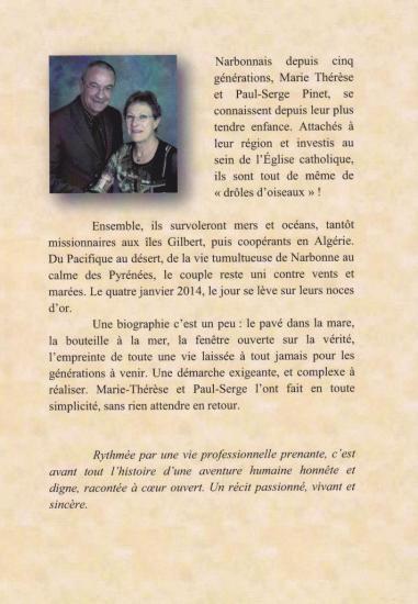biographie de m Pinet