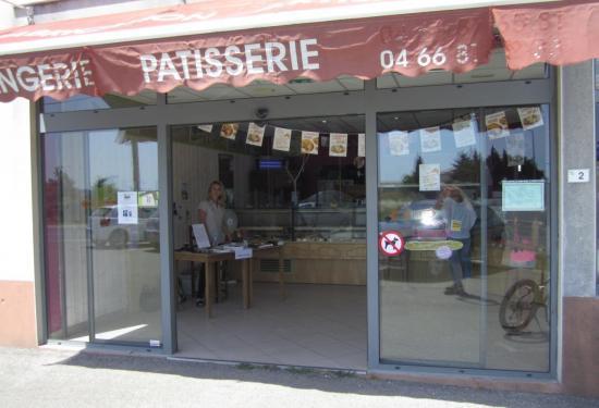 Boulangerie de Saint-Génies de malogoires le 21 juin 2014
